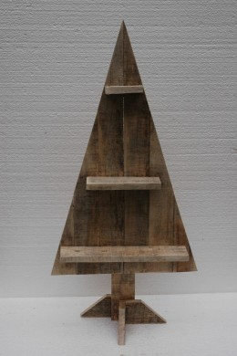 houten-kerstboom-raket-85cm