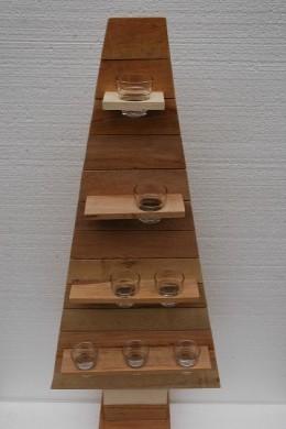 houten-kerstboom-plat-waxinelichthouders-120cm