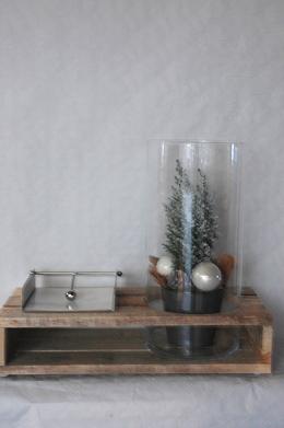 houten-frame-vaas
